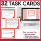 Task Cards for Christmas Synonyms and Antonyms for 3rd - 5