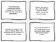Task Cards for  The House on Mango Street  by Sandra Cisneros