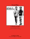 Taste of Blackberries - Novel-Ties Study Guide