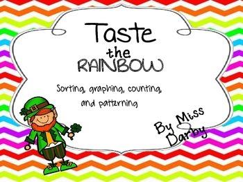 Taste the Rainbow math unit