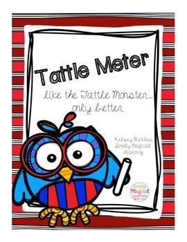 Tattle Meter