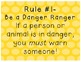 Tattle Rules