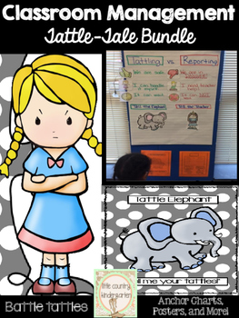 Tattle-Tales, Reports, and Compliments: Positive Behavior Focus