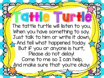 Tattle Turtle