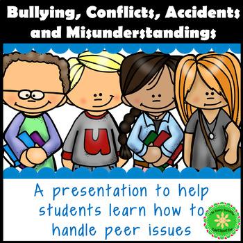 It's Not Always Bullying!