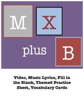 Taylor Swift Math: Graphing Like Y=MX+B (22 Parody, Video,