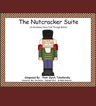 Tchaikovsky & The Nutcracker Suite: Intro. To Composer/Bal