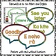 Te Reo Māori Greetings, Introductions and Farewells Classr