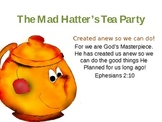 Tea Pot's Mad Hatter Lessons for Character Education