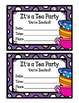 Tea Time Pack (Tea Party & Tea Shop Dramatic Play)