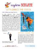 Teach Kids About Chile -- Dance the Cueca -- All Around Th