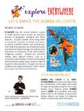 "Teach Kids About Ecuador – ""The Bottle-Balancing Bomba"" --"