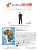 """Teach Kids About Ethiopia -- Let's Sing """"Nanu Ney"""" -- All"""