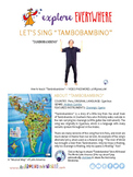 """Teach Kids About Peru -- Let's Sing """"Tambobambino"""" -- All"""