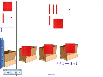 Teach division with decomposition (Notebook File)
