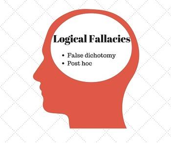 Teach logical fallacies: False Dichotomy & Post Hoc