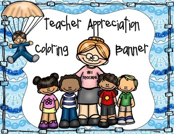 Teacher Appreciation Banner
