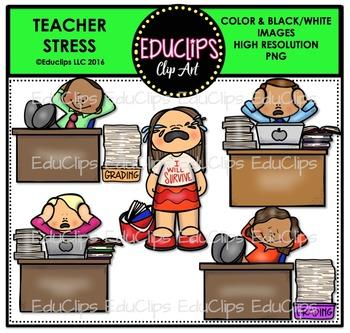 Teacher Appreciation Week - Teacher Stress