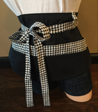 Teacher Apron {Black}