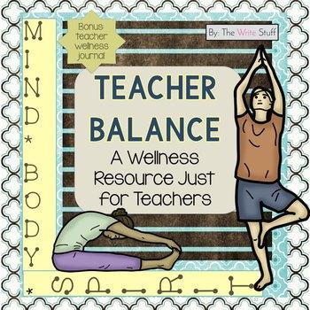 Teacher Balance: Creating Balance in Your Busy Life