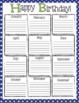 Teacher Binder 2016-2017--Calendars, Weekly Planner, Forms