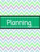 Teacher Planning Binder
