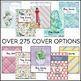 Teacher Planner and Calendar ~ With a Science Theme