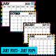 Teacher Calendar and Paper