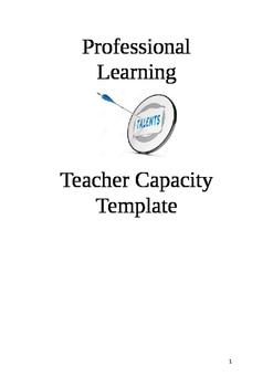Teacher Capacity Accreditation