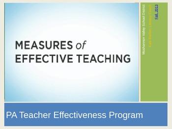 Teacher Effectiveness Program
