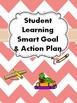 Teacher Evaluation Evidence Portfolio Binder EDITABLE Pink