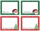 Teacher Holiday FREEBIE: Thank you Notes and Holiday Printables