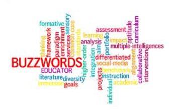 Teacher Interview Buzz Words