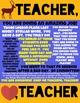 Teacher Motivation & Ecouragement