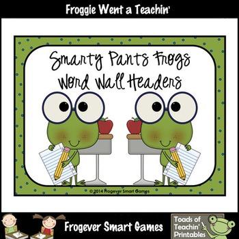 Teacher Resource--Scrappin Doodles Graphics Smarty Pants F
