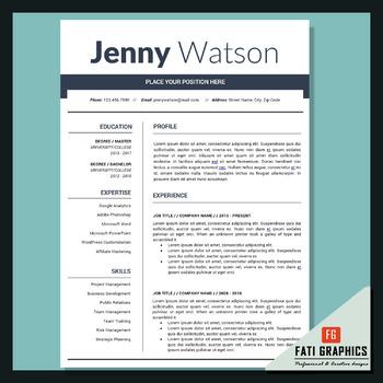 School Resume Teacher, CV Template, Cover Letter Word, Tea