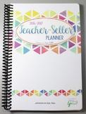 Teacher-Seller Planner HARD GOOD From Session The Real Tru