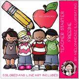 Teacher Starter Freebie by Melonheadz COMBO PACK