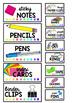 Teacher Toolbox Label