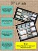 Teacher Toolbox Labels **Editable