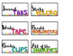 Teacher Toolbox Labels {In My Room}