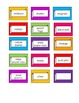 Teacher Toolkit Label