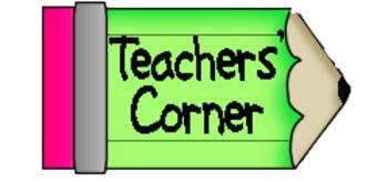 Teacher's Corner poster