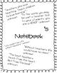 Teacher's notebook/planner (ALL EDITABLE PDFs)