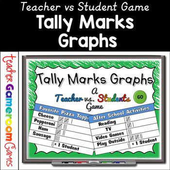 Teacher vs Student - Tally Mark Powerpoint Game