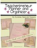 Teacherpreneur Planner and Organizer (Pretty Pink and Gold