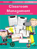 Classroom Management Teachers Pack