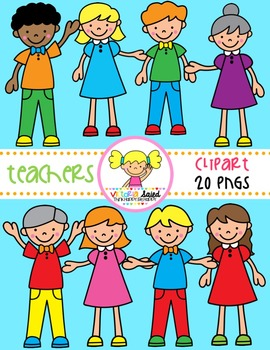Teachers Clipart