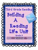 Teacher's College Building a Reading Life Unit Grade 3 Les