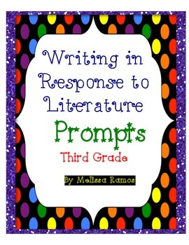 Writing in Response to Literature Prompts